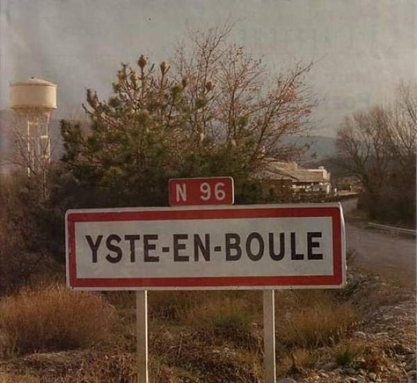 Yste-en-Boule