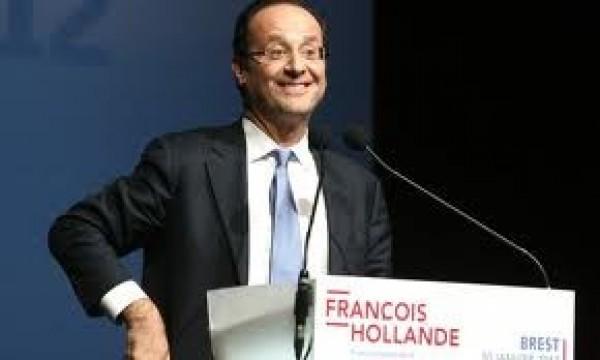 François Hollande est fier