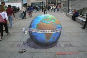 Voter pour La terre