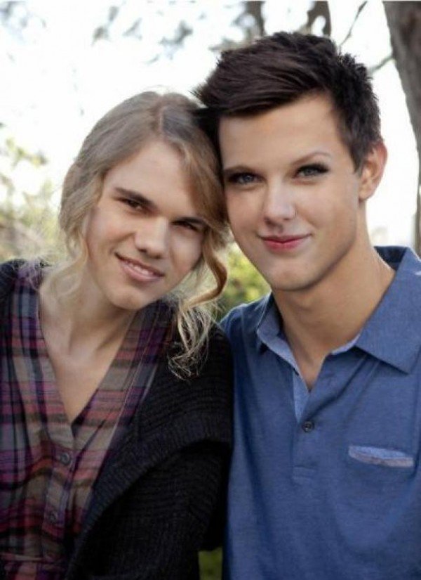taylor swift - taylor lautner