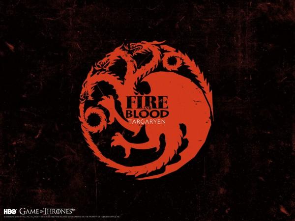 Maison Targaryen : Feu et Sang.