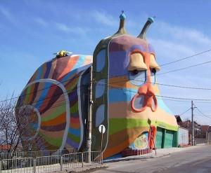 Voter pour SNAIL HOUSE (SOFIA, BULGARIA)