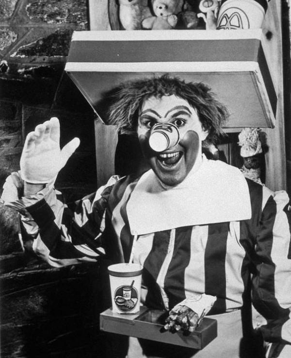 1963 : Ronald McDonald, l'original