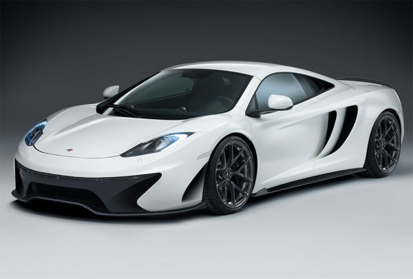 mac laren mp4 12c