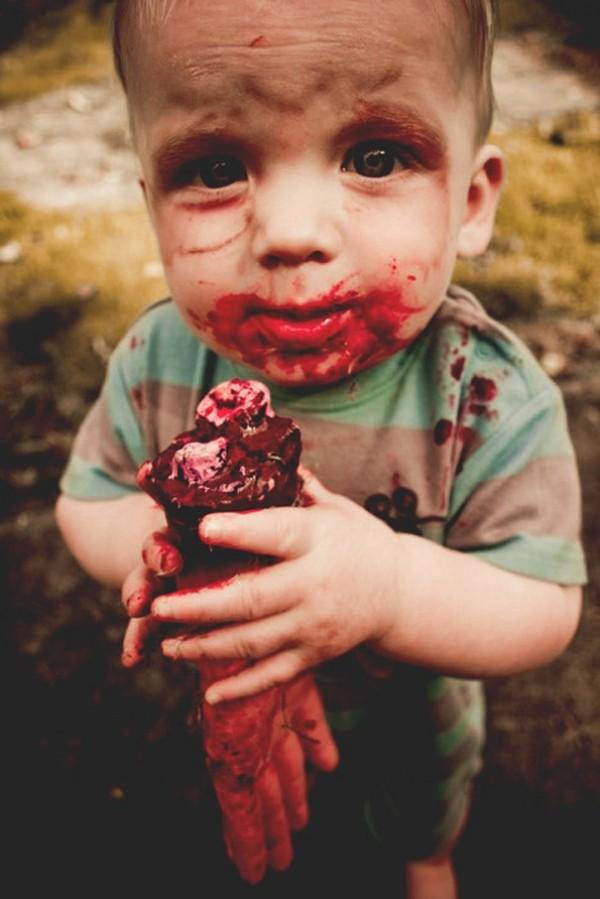 Bébé Zombie (un groupe de 20 serait parfait)