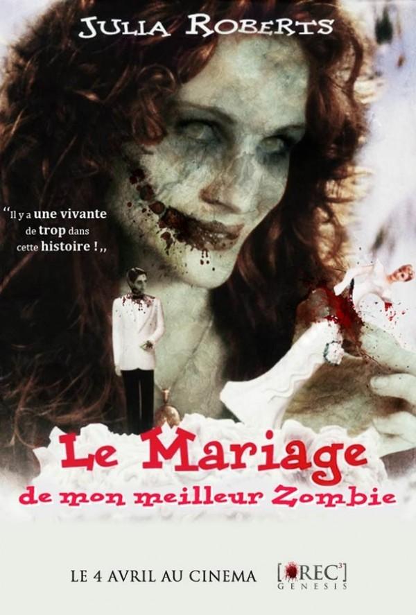 Le mariage de mon meilleur zombie