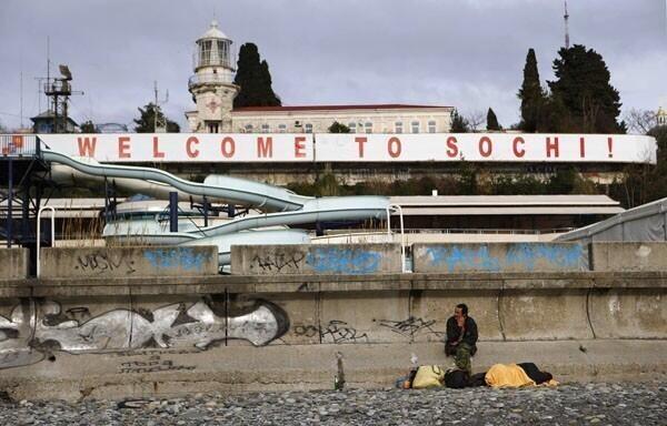 Bienvenue à Sotchi