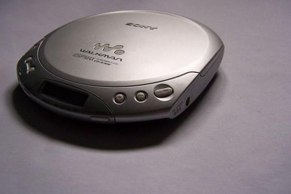 Ecouter de la musique avec un Walkman