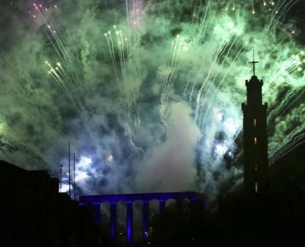 a Edinburgh