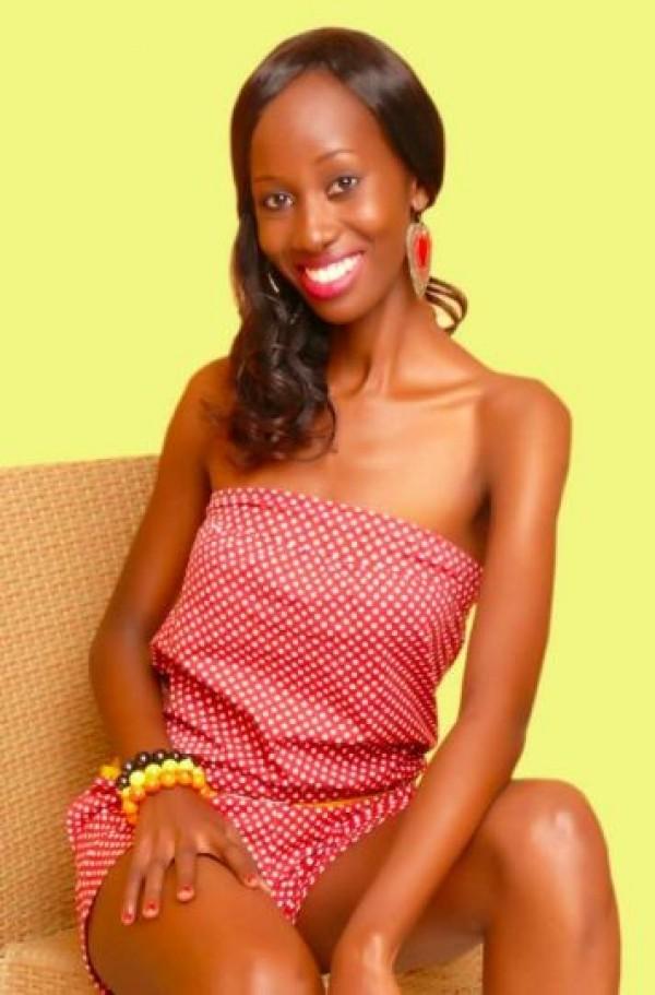 Miss Kenya, Wangui Gitonga