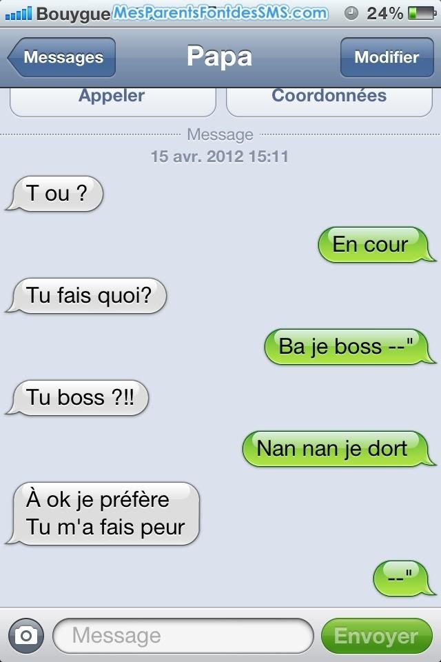 Blague whatsapp - Envoyer 100 sms d un coup ...