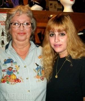 Voter pour Madonna et sa fille