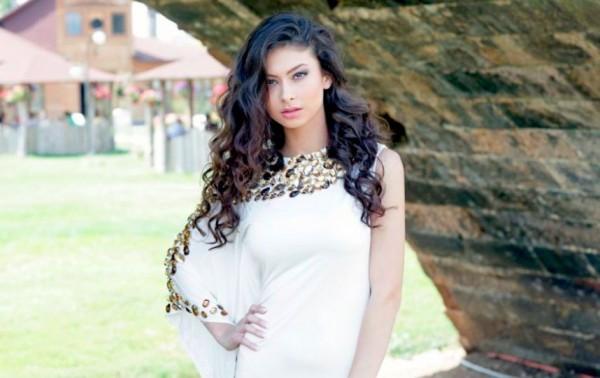 Miss Kosovo, Antigona Sejdiu
