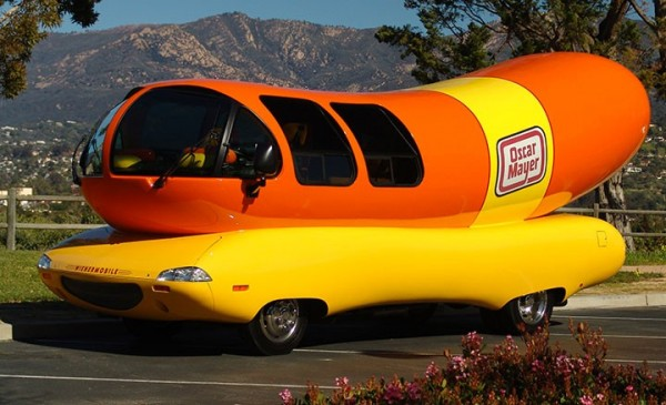 Voiture Hot Dog