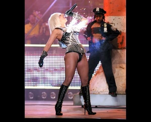 Explosive Gaga