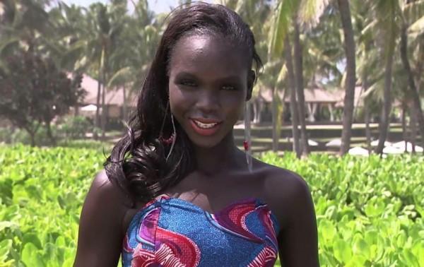 Miss Soudan du Sud, Modong Manuela Mogga