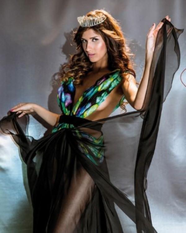 Miss Tunisie, Hiba Telmoudi