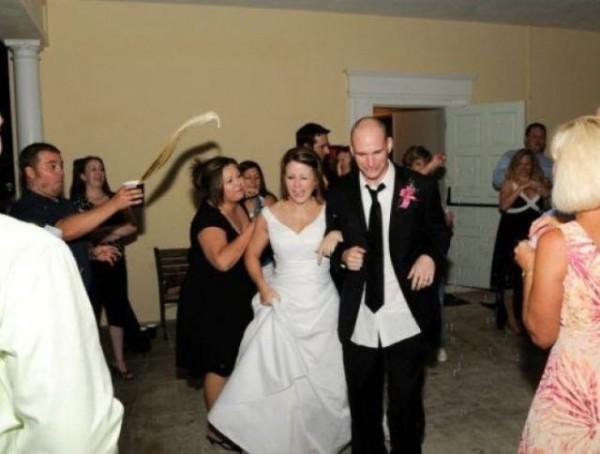 Santé la mariée