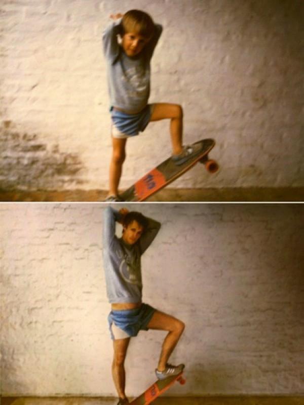 Pro du skate