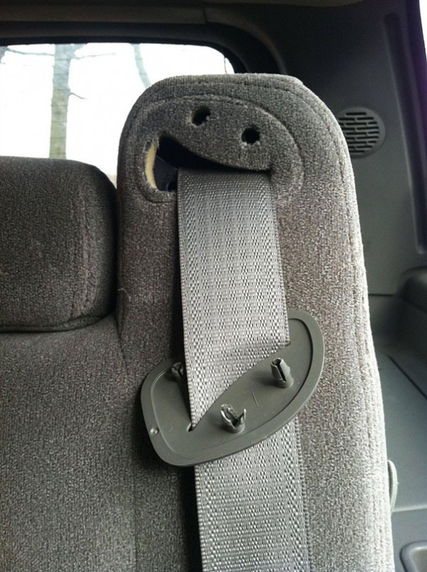 La ceinture smiley