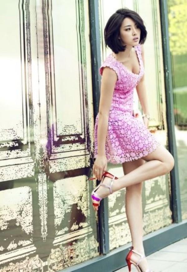 Miss Chine, Wei Wei Yu