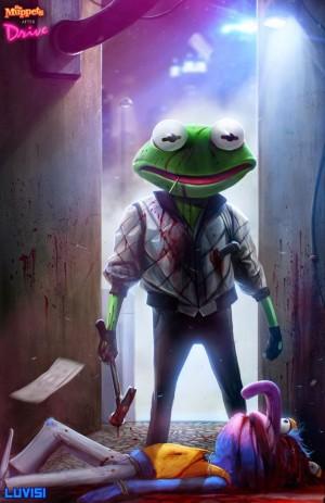 Voter pour Kermit