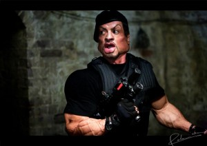 Voter pour Sylvester Stallone