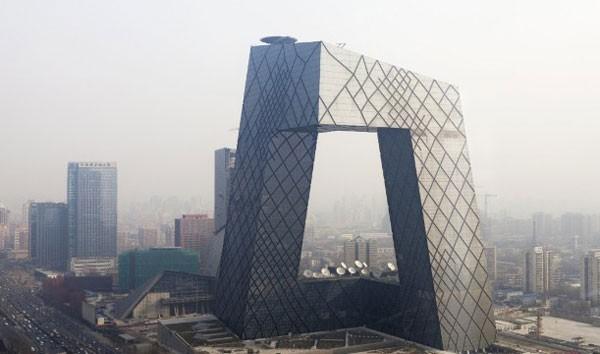 Gratte-ciel - Chine