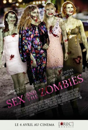 Voter pour Sex and the zombie