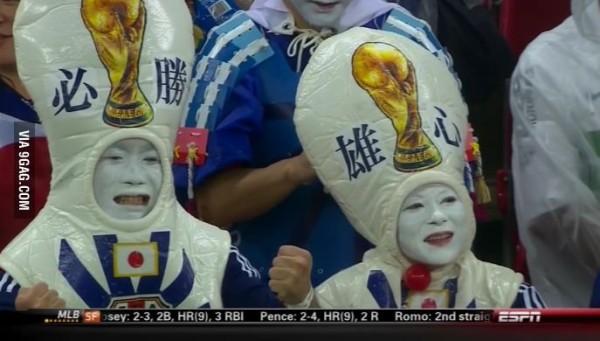 Fans japonais