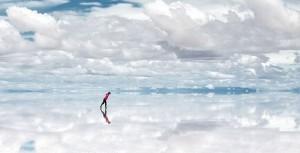 Voter pour Bolivie - Le plus grand mirroir du monde (en sel)