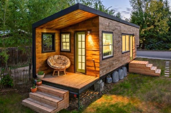 Une micro maison