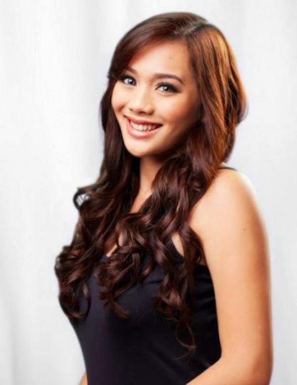 Miss Guam, Camarin Mendiola