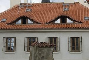 Voter pour Le toit malicieux (style chat d'Alice)