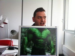 Voter pour Hulk