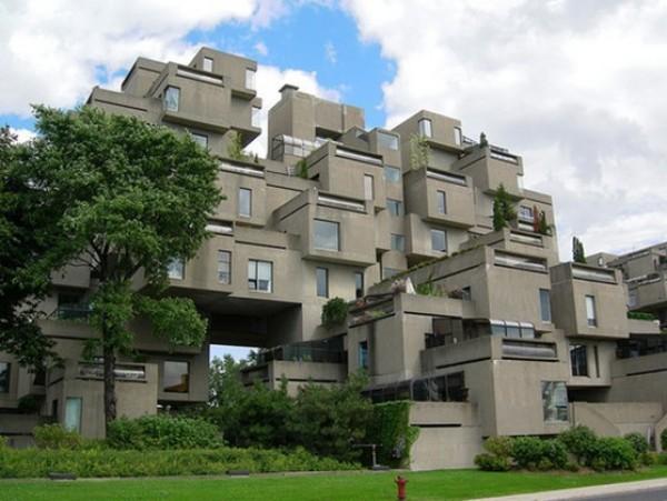Habitat-67 - Canada