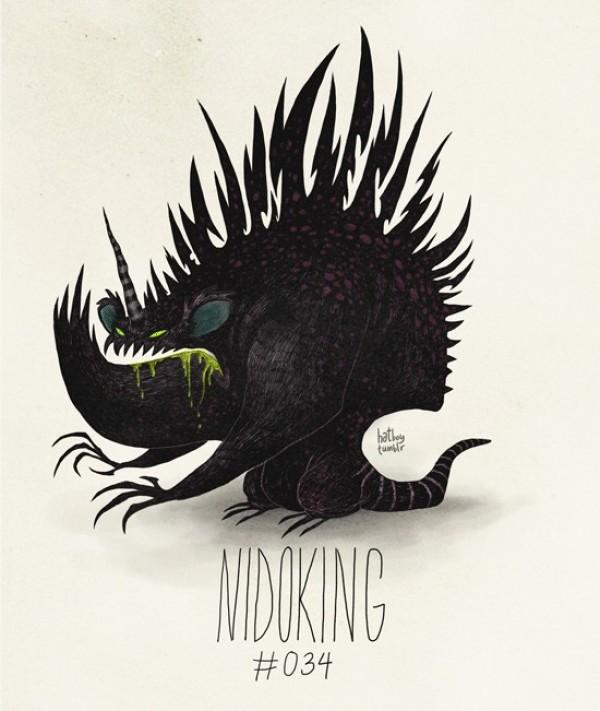 nidoking