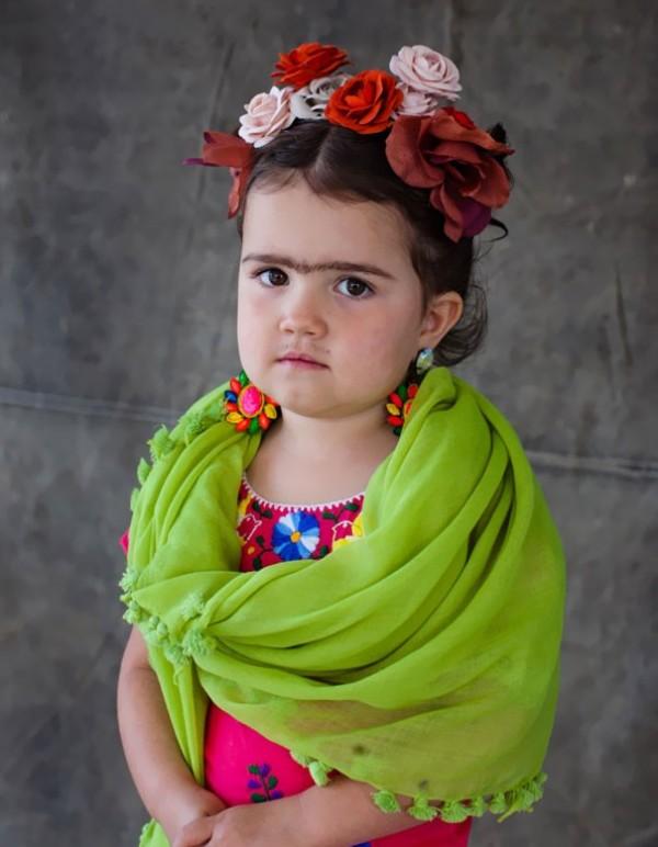 Frida Kahlo (n'aura pas beaucoup de bonbons)