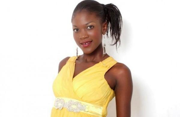 Miss Zambie, Christine Mwaaba