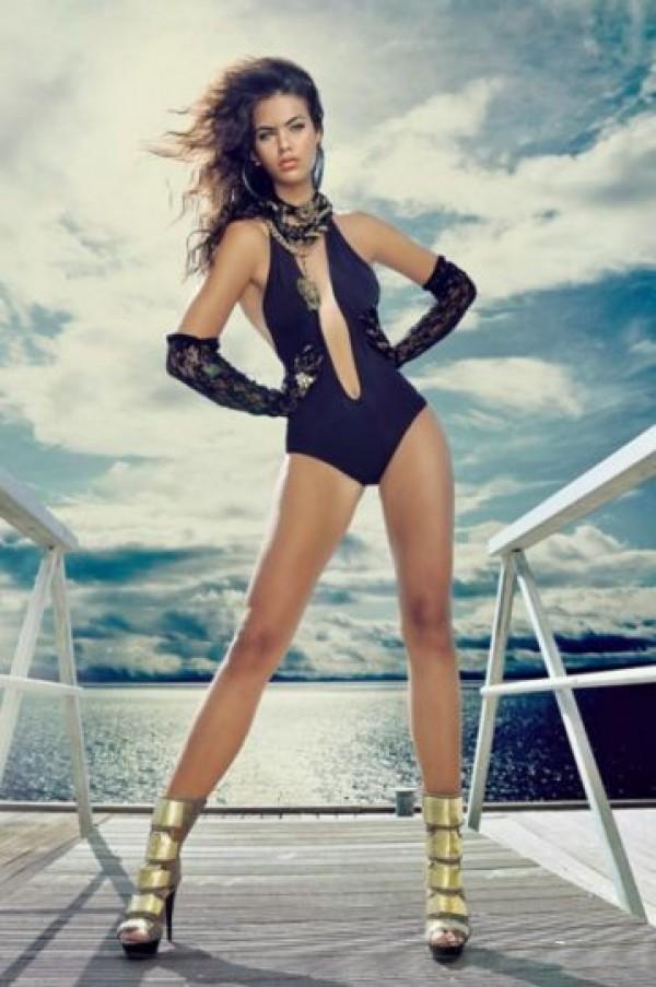 Miss Serbie, Aleksandra Doknic