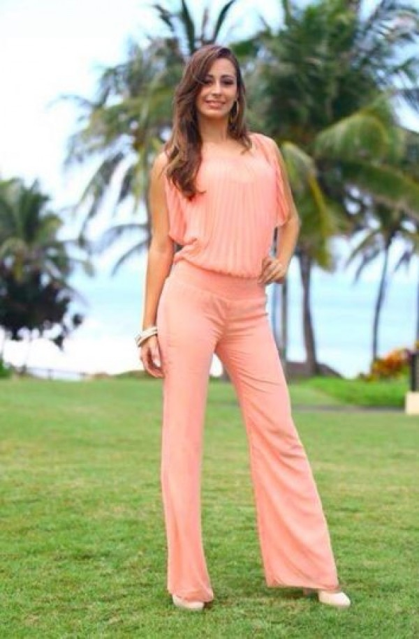 Miss Honduras, Monica Alexis Elwin Gough