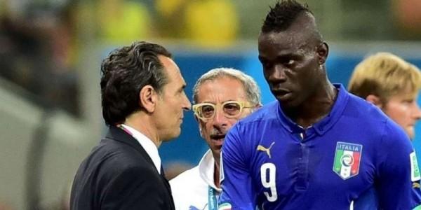 Un pionnier iroquois Mario Balotelli