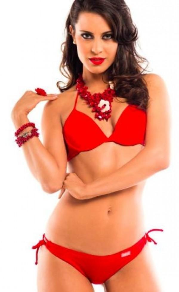 Miss Paraguay, Coral Ruiz Reyes