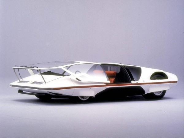 Ferrari Modulo 1970