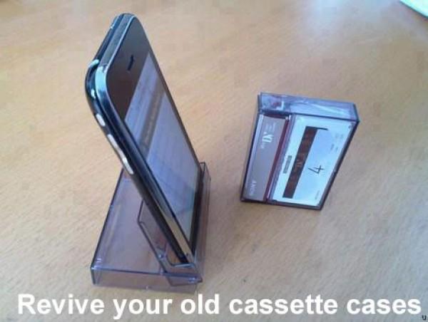 Redonnez vie à vos vielles boites à cassettes