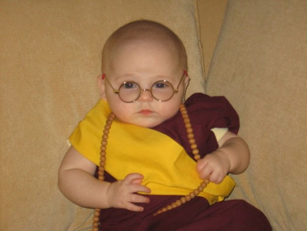 Dalai Lama (un petit régime s'impose)