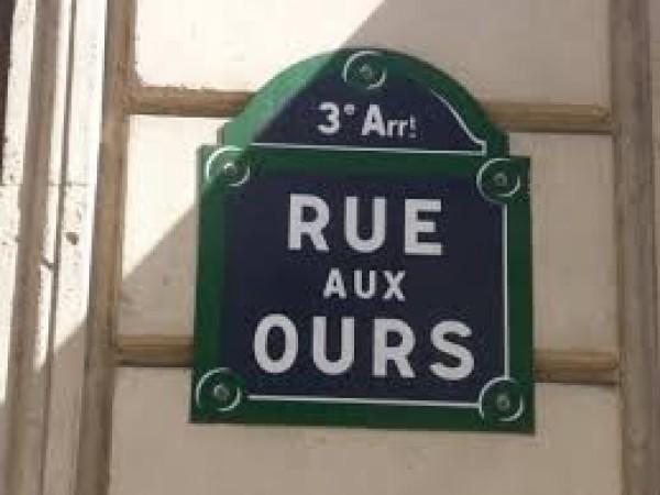 Rue des Ours