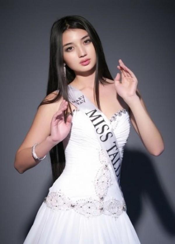 Miss Kazakhstan, Ainura Toleuova