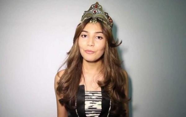 Miss Ouzbékistan, Ganieva Rakhima