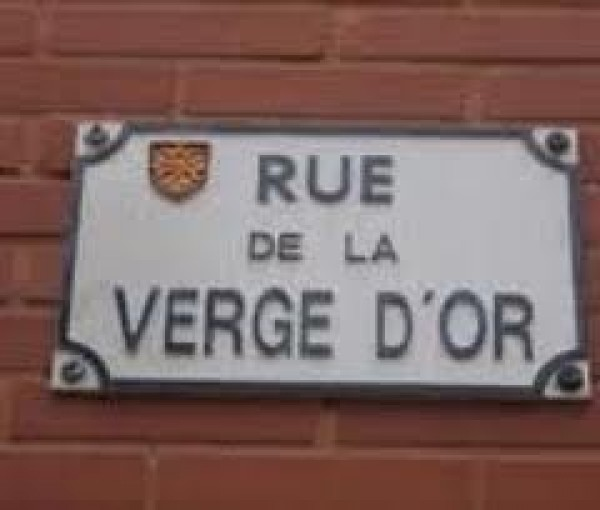 Rue de la Verge d'Or